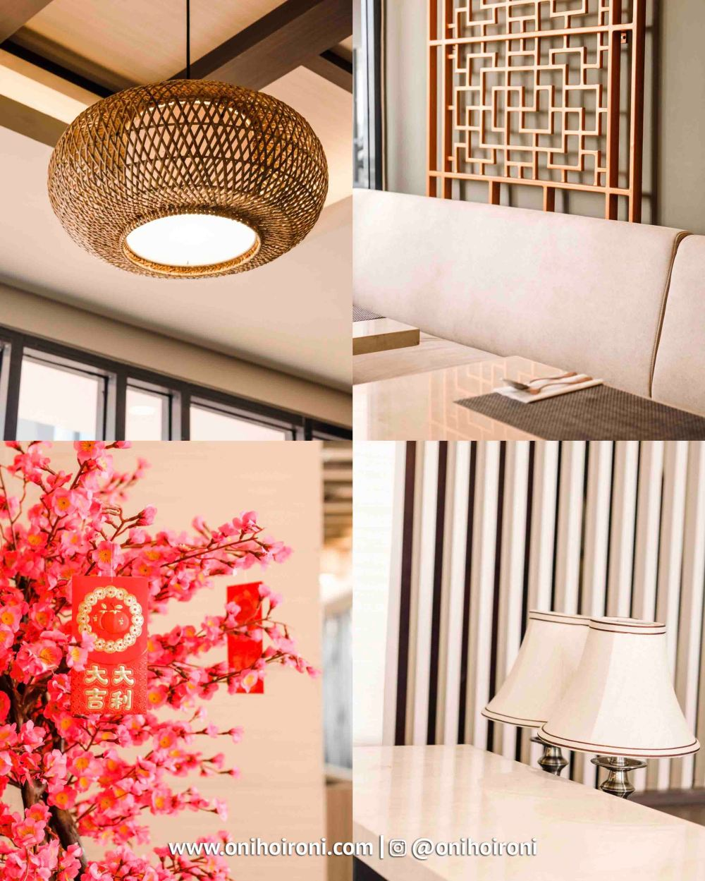 1 D'Lotus Resto Restaurant Harper Hotel Palembang