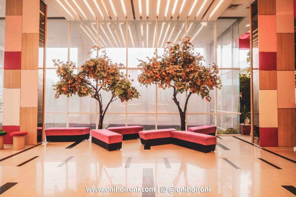 1 Fave Hotel Palembang Oni Hoironi