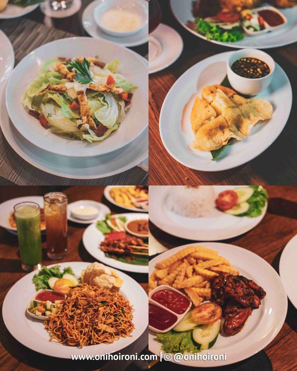 1 Food Belido Restaurant Aston Palembang Oni Hoironi