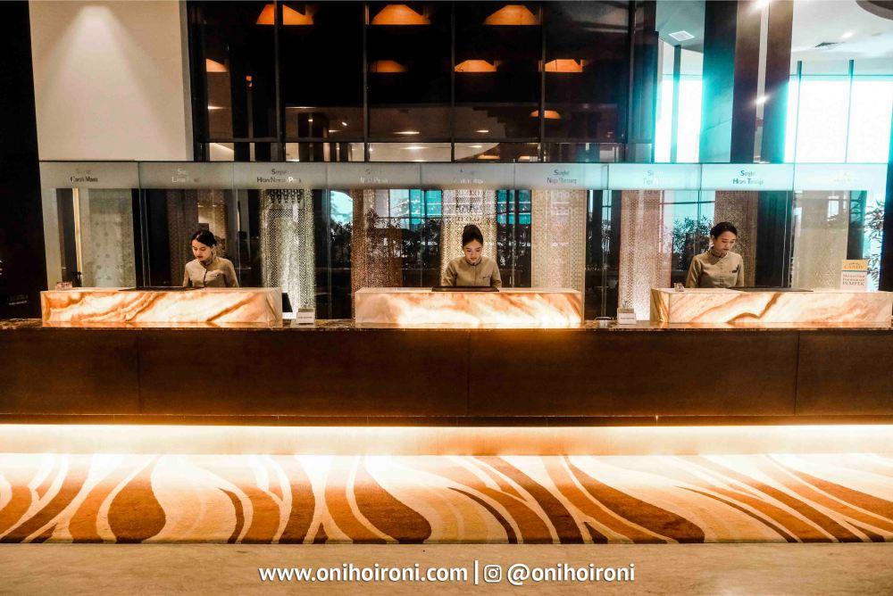 1 Lobby Aston Palembang