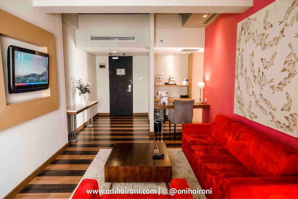 1 Room Executive Suite Aston palembang