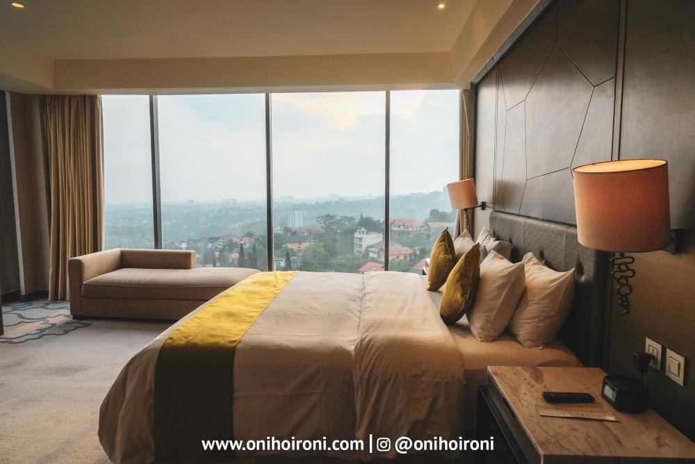 1 Room Intercontinental Bandung Dago
