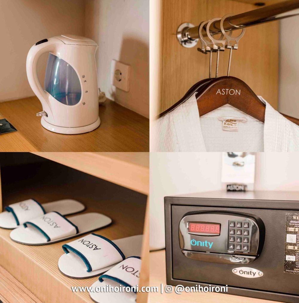 10 Room Executive Suite Aston palembang