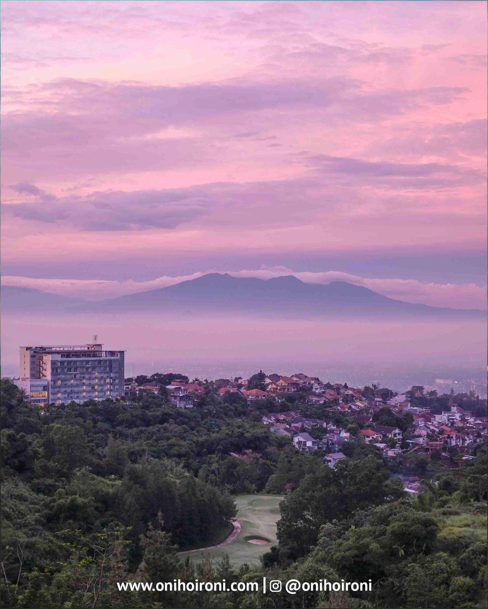 11 Room Intercontinental Bandung Dago