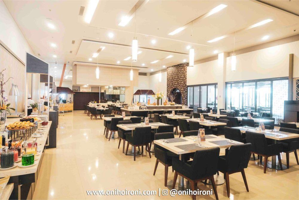 2 D'Central Restaurant Harper Hotel Palembang