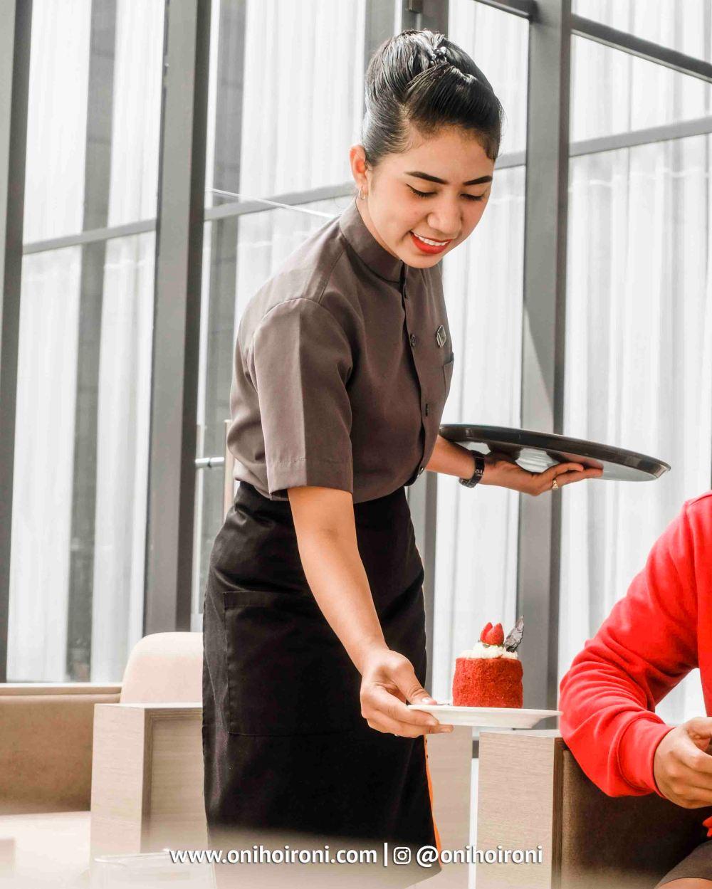 2 D'Harper Lounge Restaurant Harper Hotel Palembang