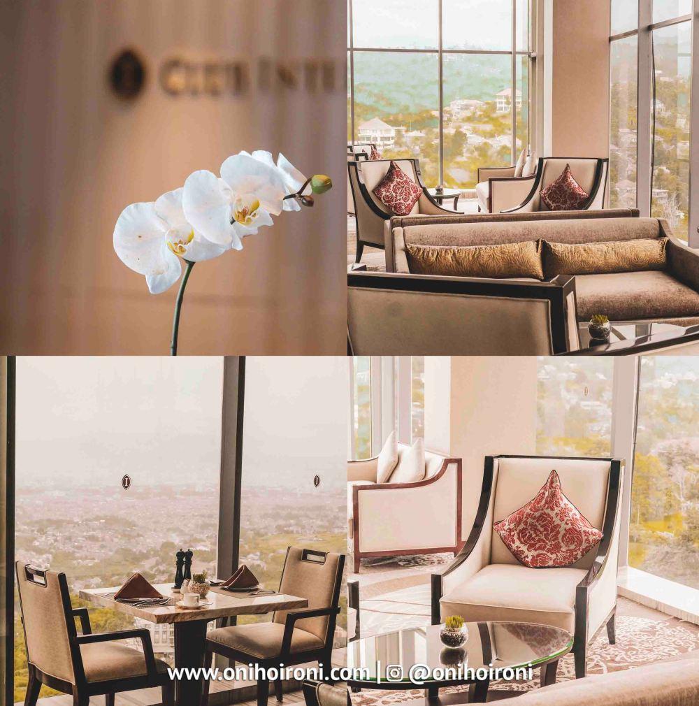 2 Executive Lounge Intercontinental Bandung Oni Hoironi