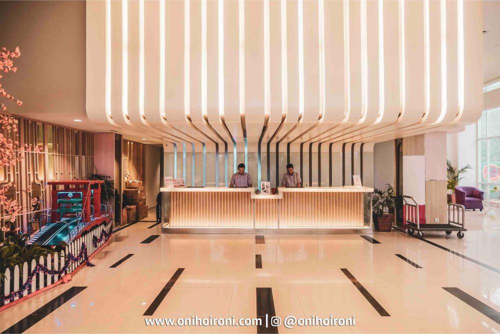 2 Fave Hotel Palembang Oni Hoironi