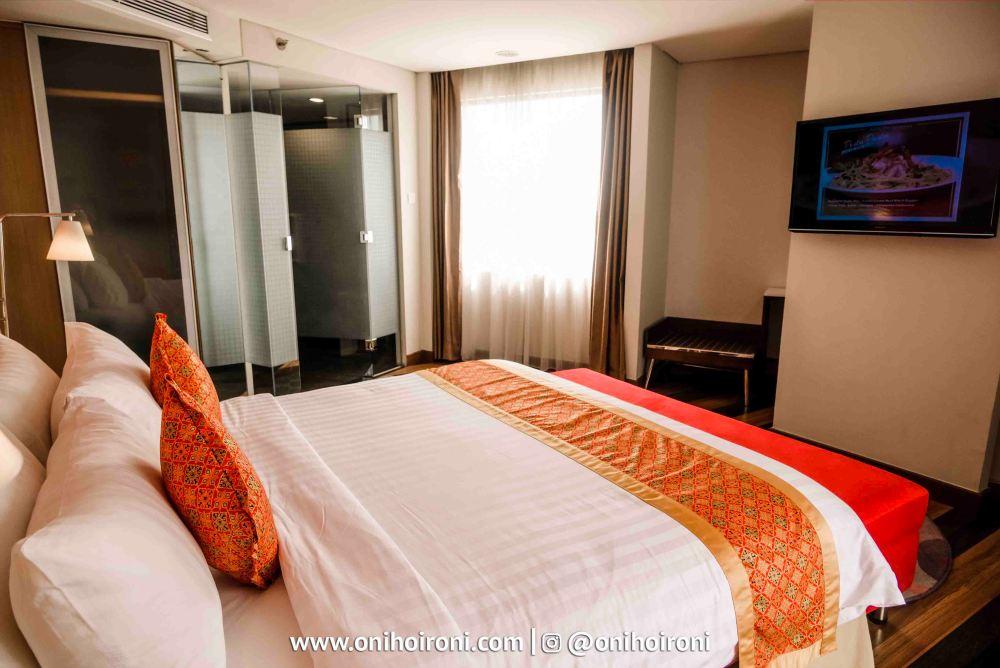 2 Room Executive Suite Aston palembang