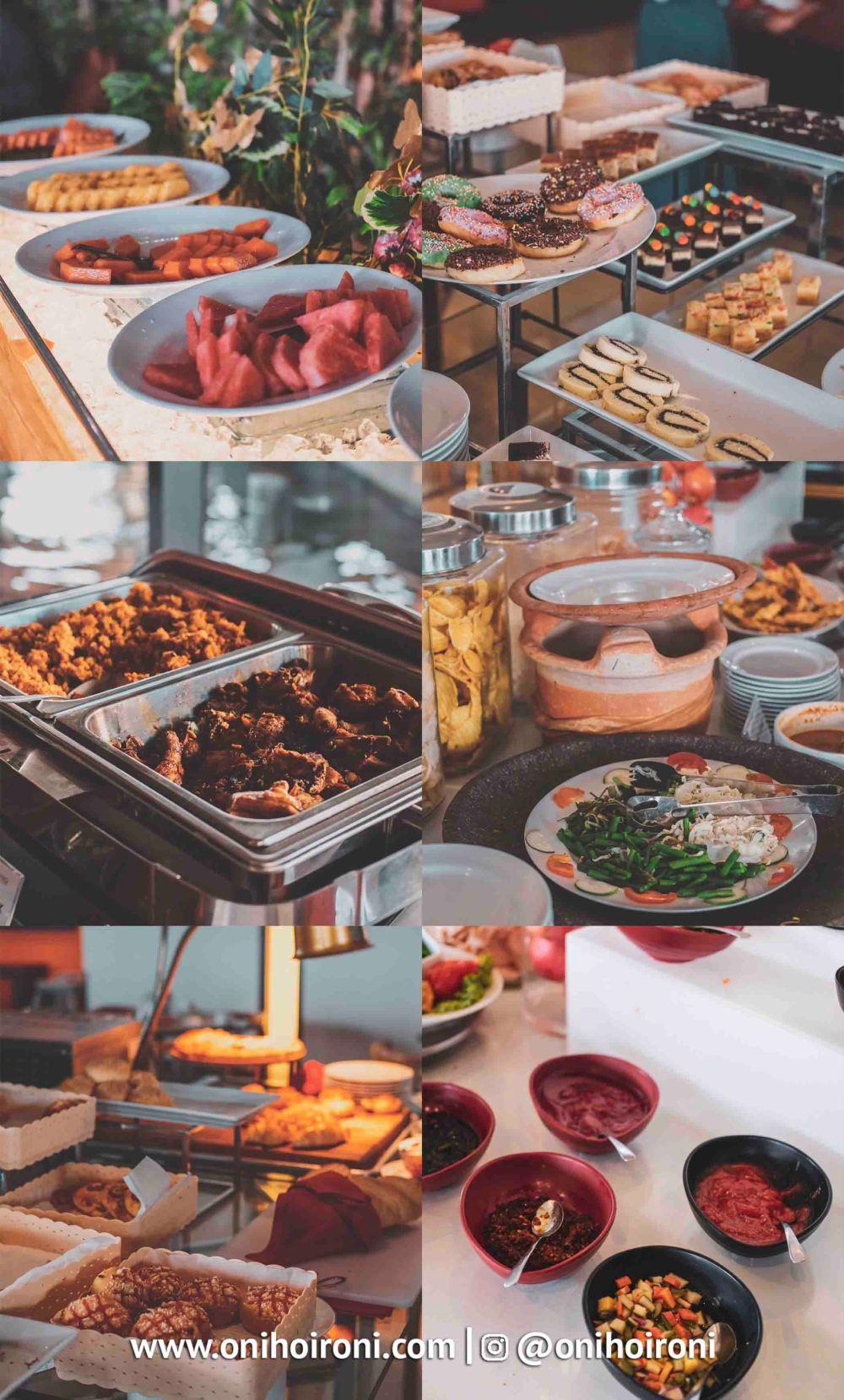 2Breakfast Belido Restaurant Aston Palembang Oni Hoironi