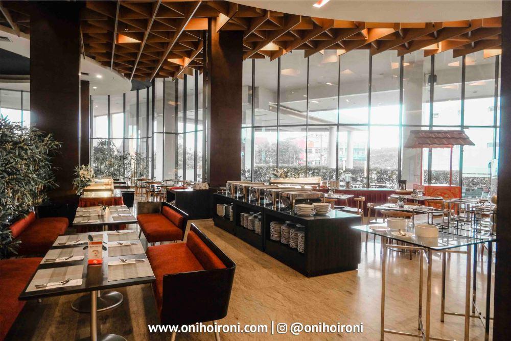 3 Belido Restaurant Aston palembang