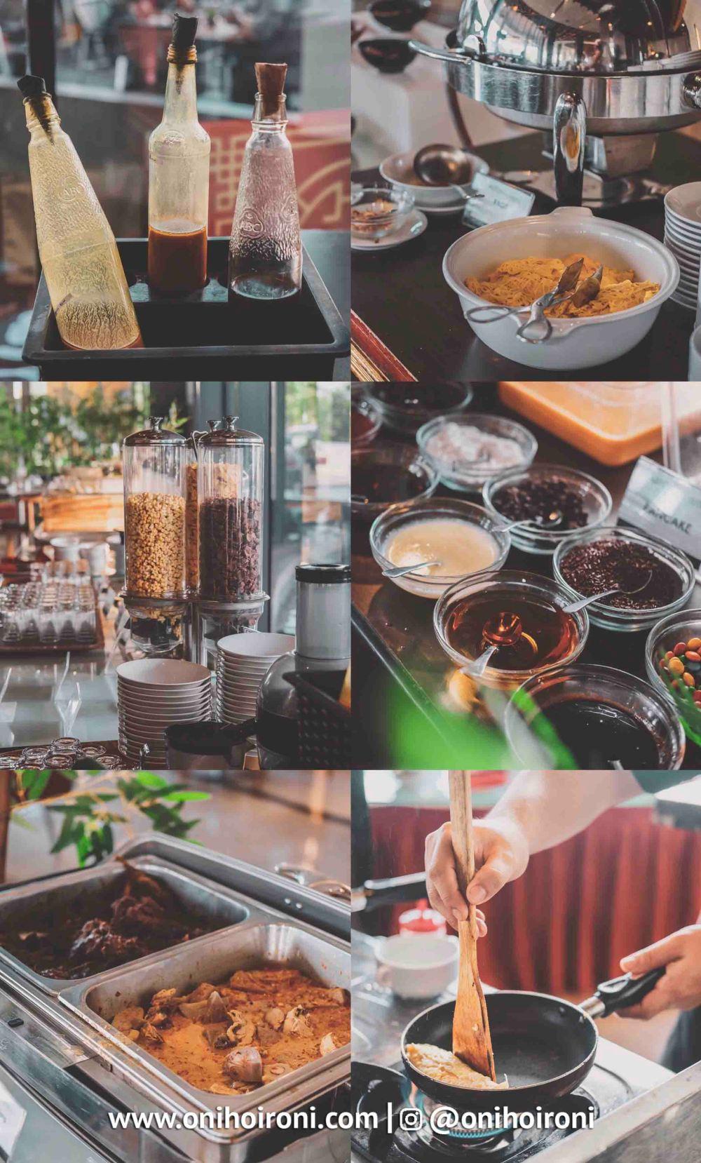 3 Breakfast Belido Restaurant Aston Palembang Oni Hoironi