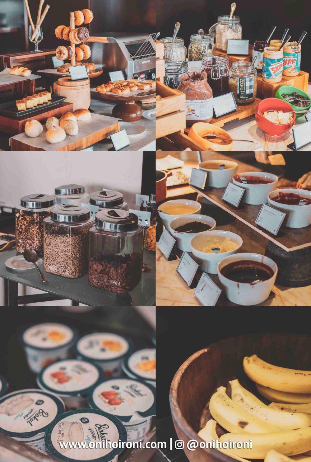 3 Breakfast DAMAI RESTAURANT Intercontinental Bandung Dago