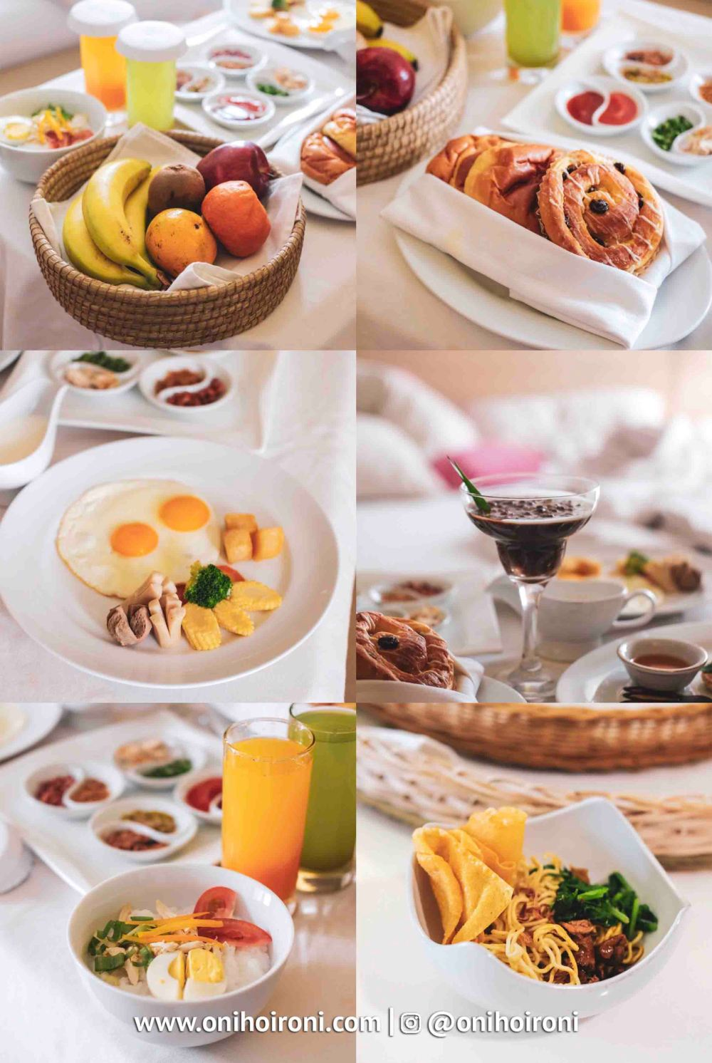 3 Breakfast in bed Fave Hotel palembang Oni Hoironi
