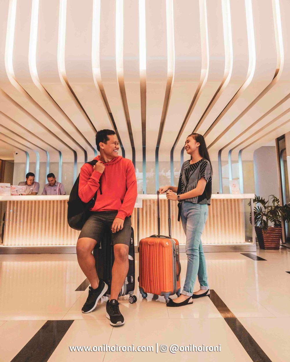 3 Fave Hotel Palembang Oni Hoironi