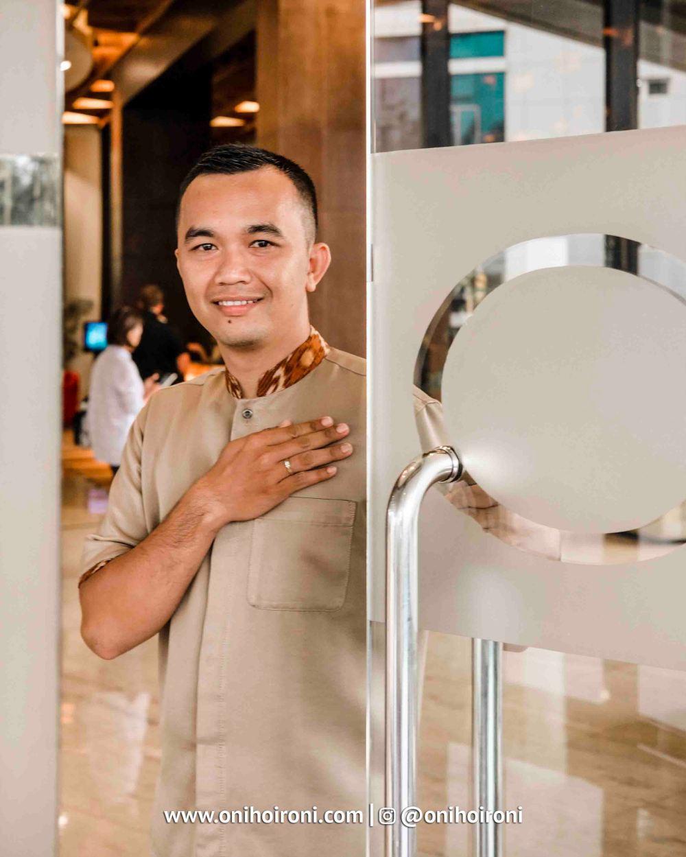 3 Lobby Aston Palembang