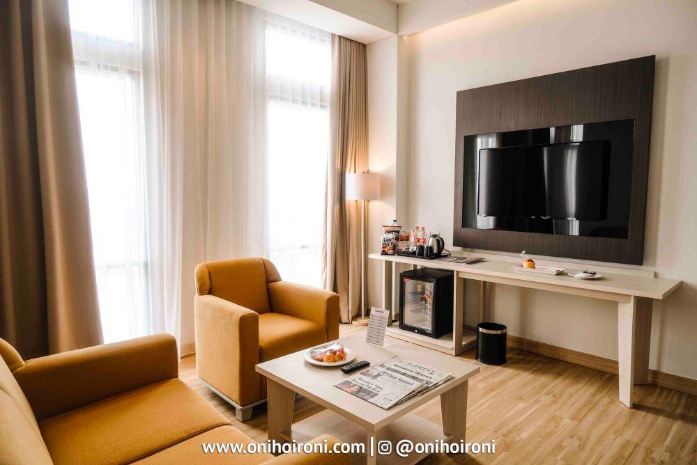 3 Room Harper Hotel Palembang