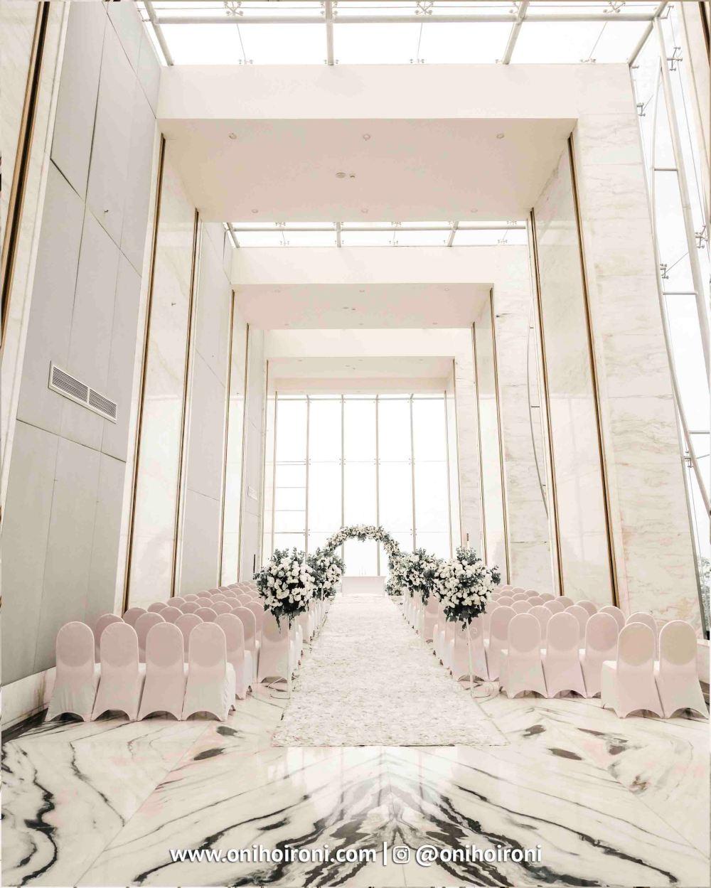3 Wedding Cheaple Intercontinental Bandung Oni Hoironi