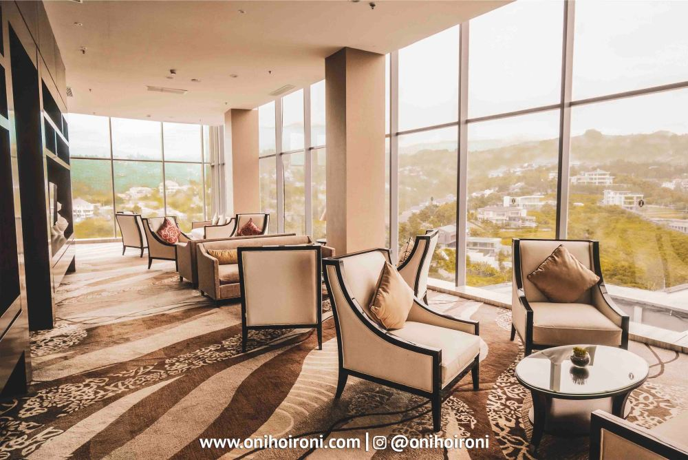 4 Executive Lounge Intercontinental Bandung Oni Hoironi