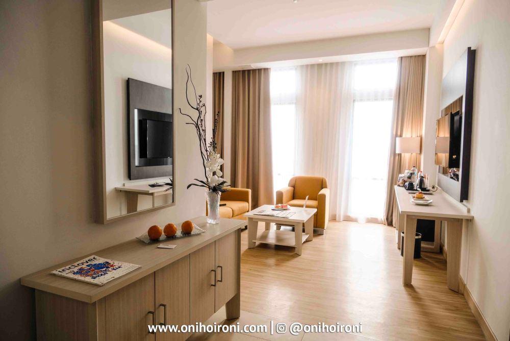 4 Room Harper Hotel Palembang