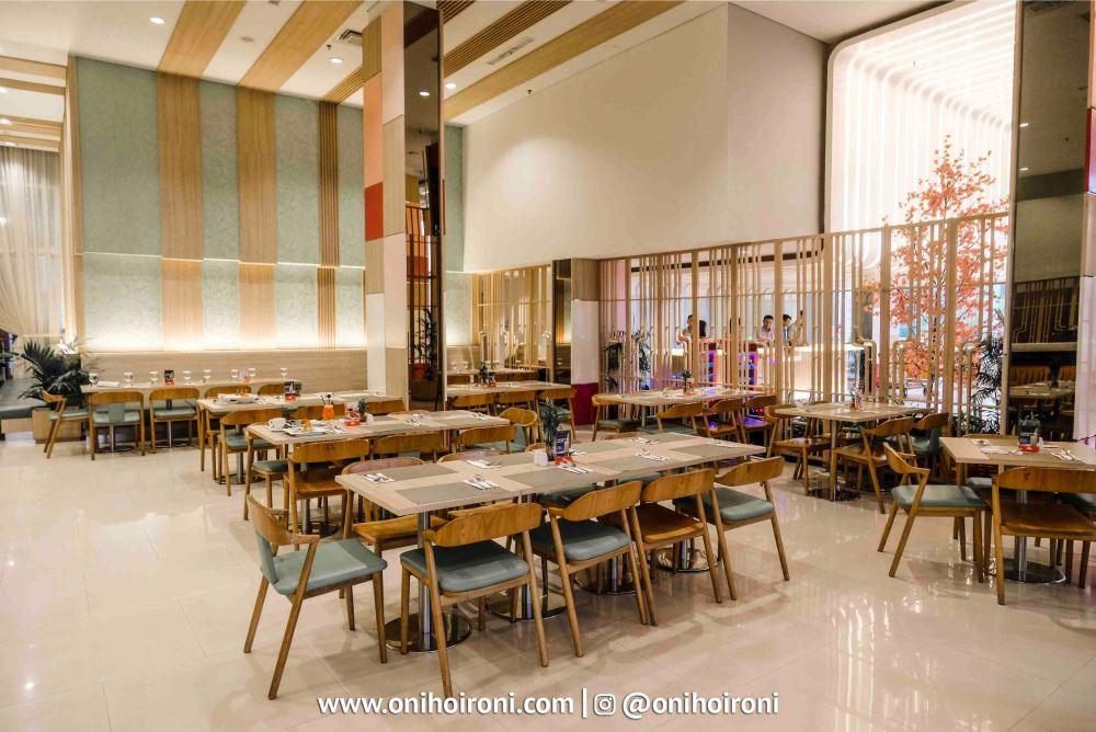 5 Lime Restaurant Fave Hotel palembang Oni Hoironi