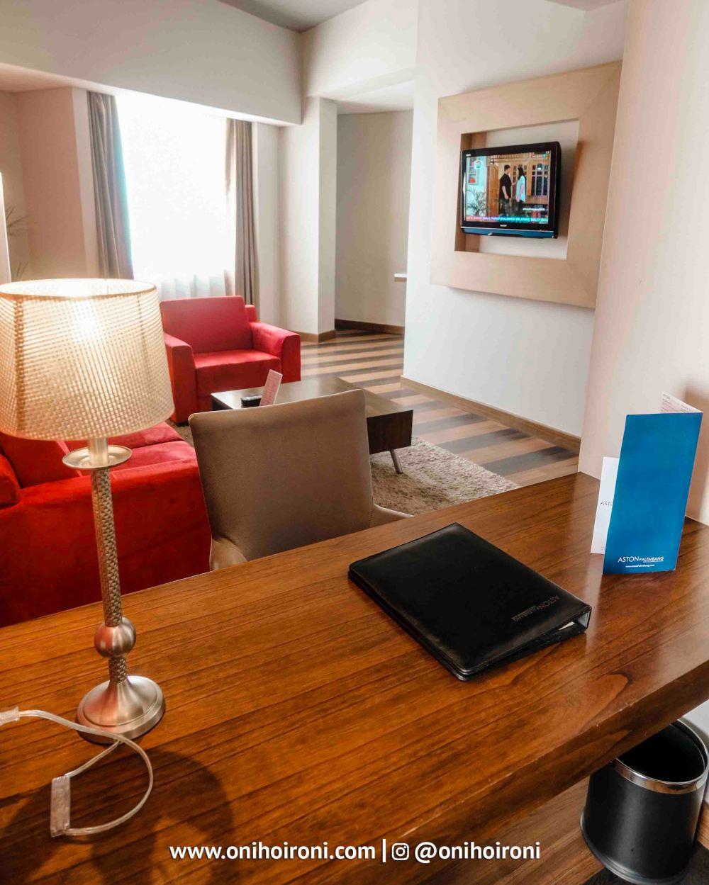 5 Room Executive Suite Aston palembang