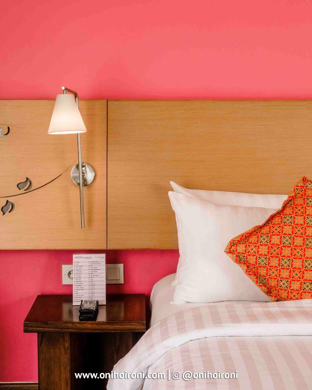 6 Room Executive Suite Aston palembang