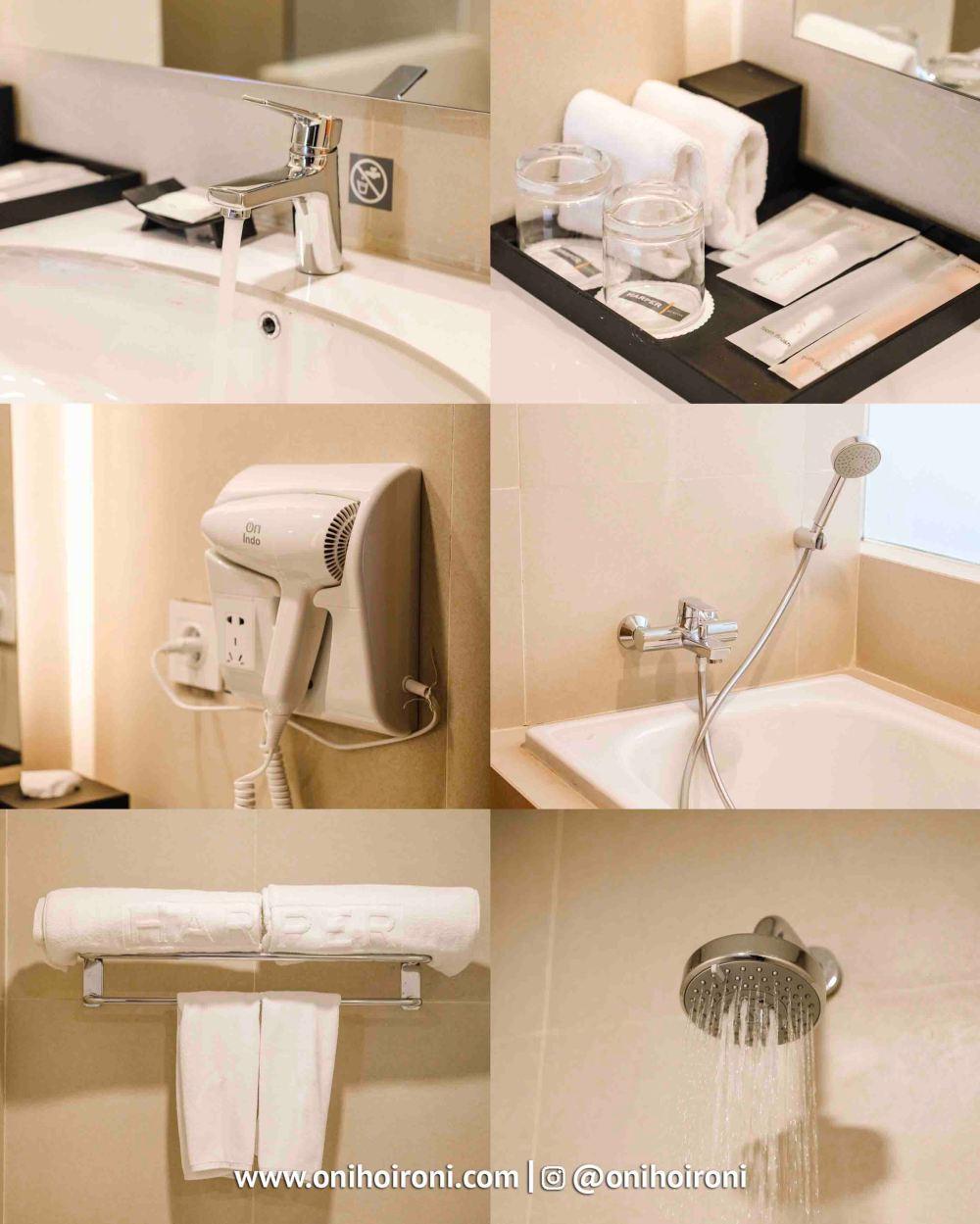 6 Room Harper Hotel Palembang