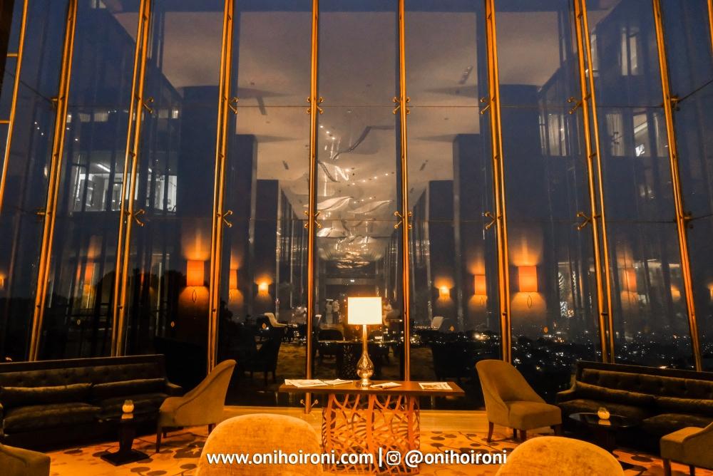 7 Lobby Intercontinental Bandung Dago Pakar Oni Hoironi