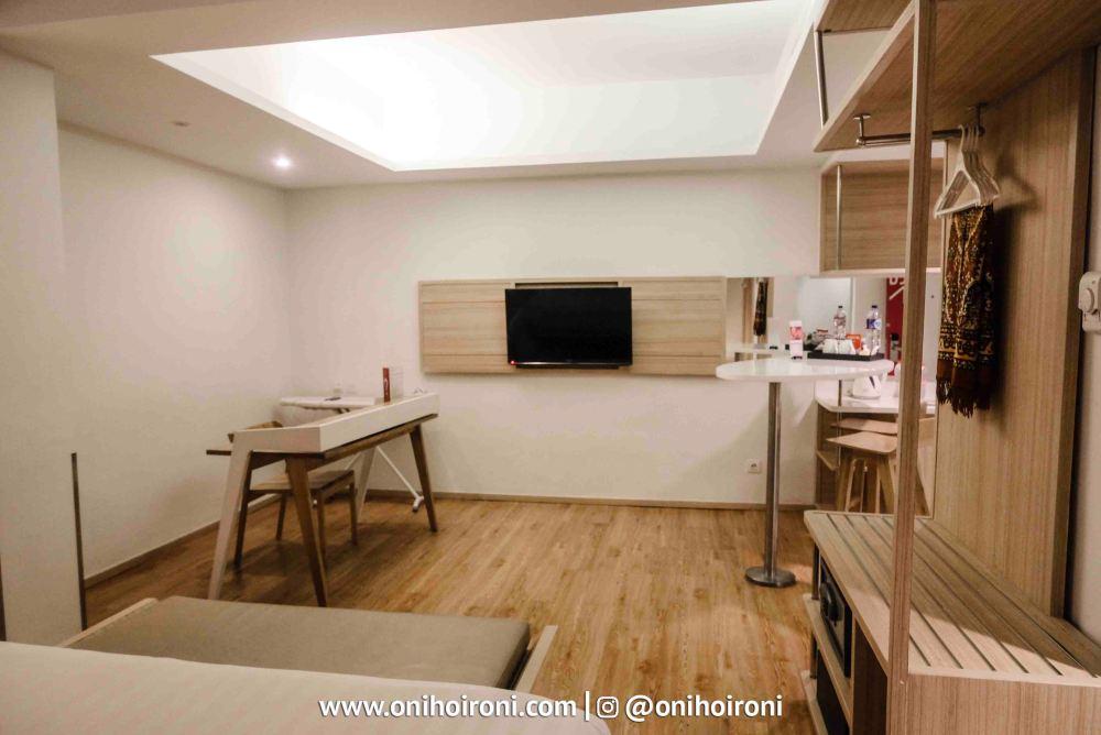 7 Room Fave Hotel palembang Oni Hoironi
