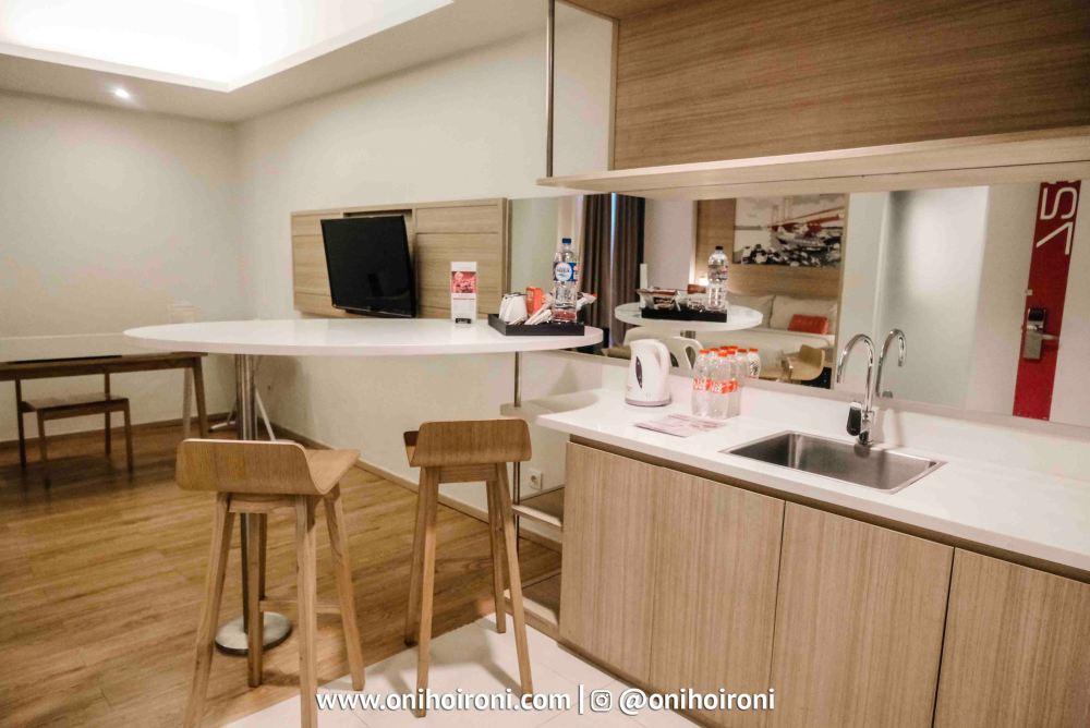 9 Room Fave Hotel palembang Oni Hoironi