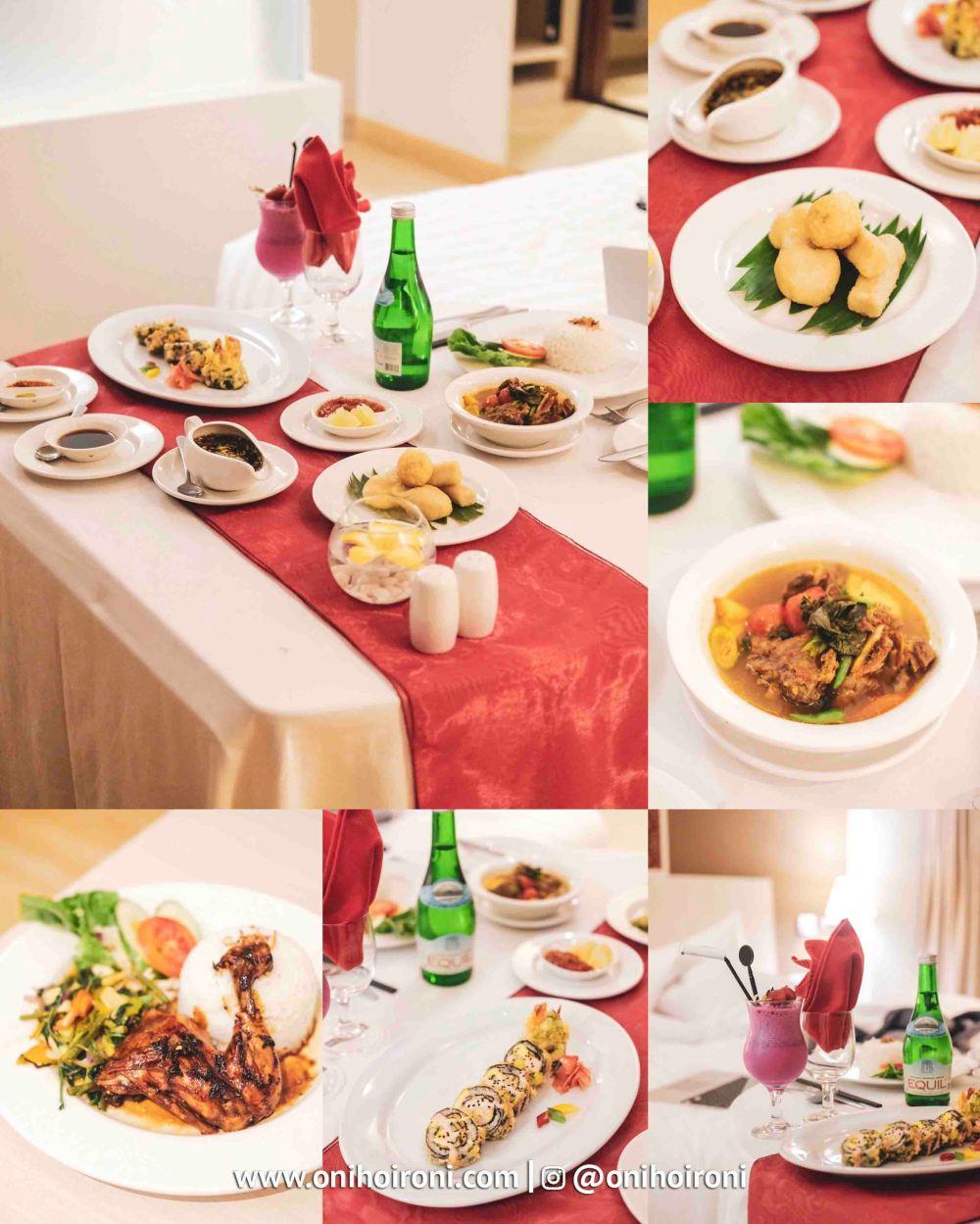 Food D'Central Restaurant Harper Hotel Palembang.jpg