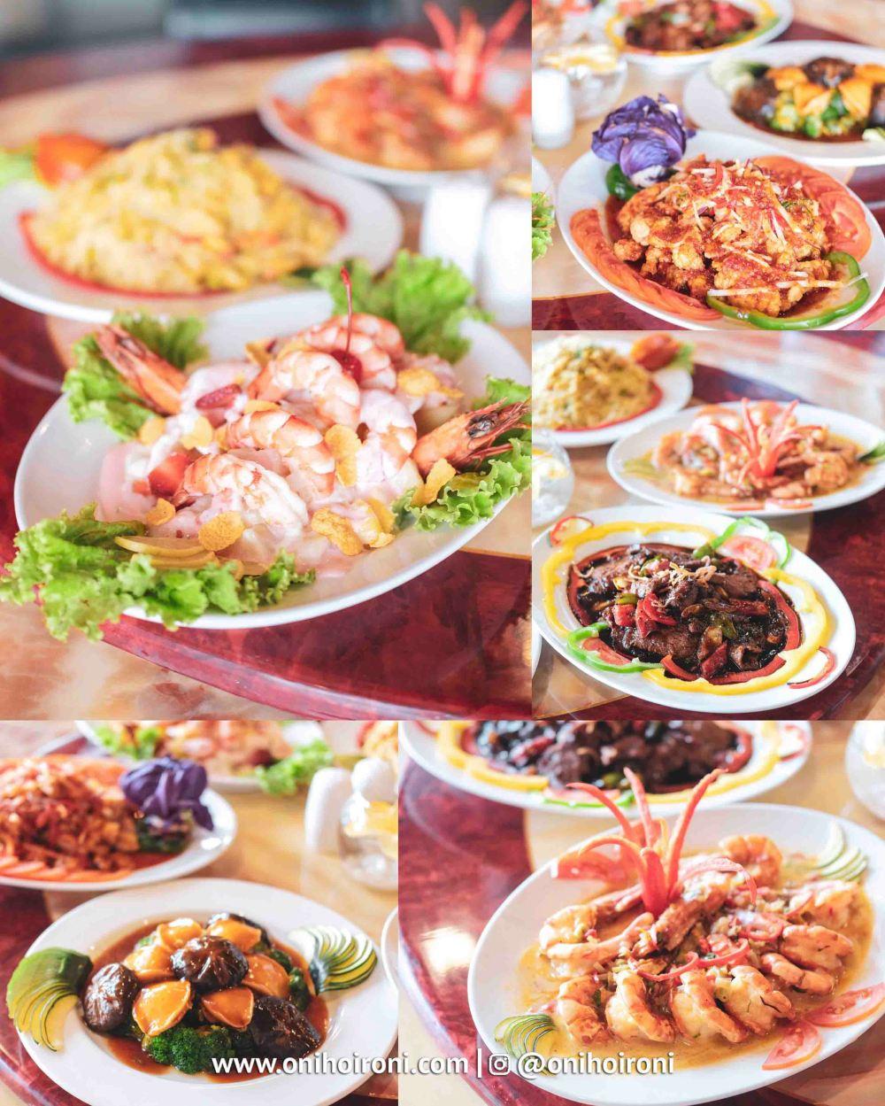 FOod D'Emperor Resto Restaurant Harper Hotel Palembang