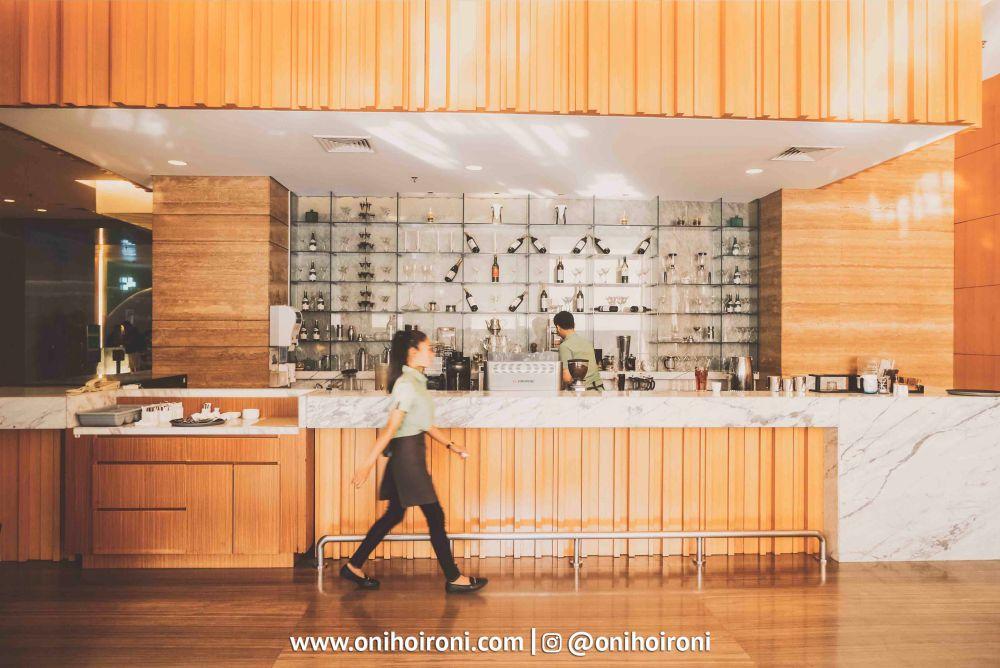 1 Botany Restaurant Holiday Inn Kemayoran Jakarta Oni hoironi