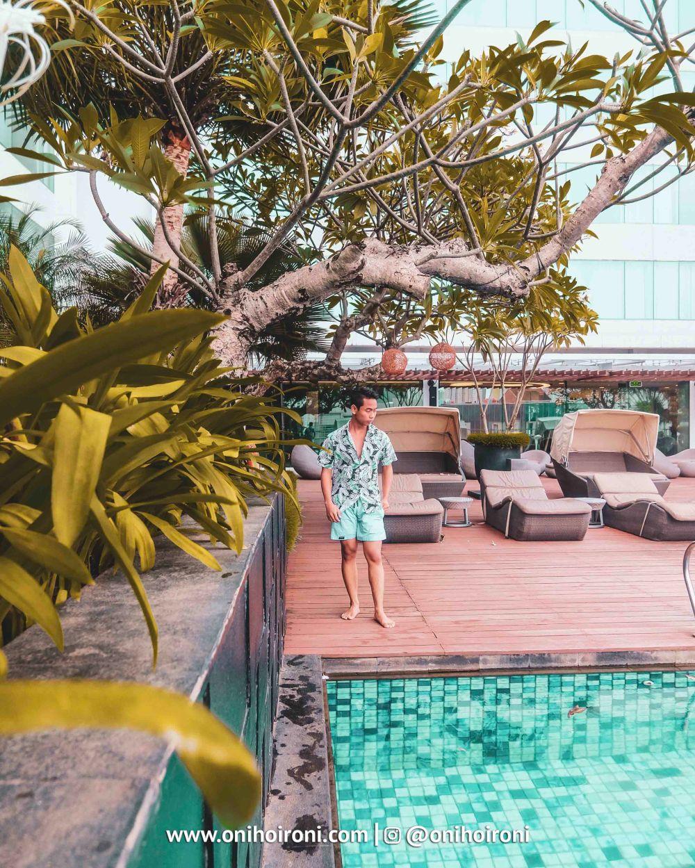 1 Swimming Pool Holiday Inn Jakarta Kemayoran