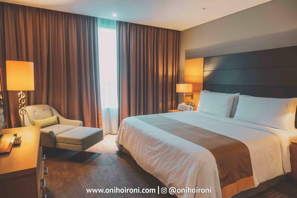 11 Room Holiday Inn Kemayoran Oni Hoironi