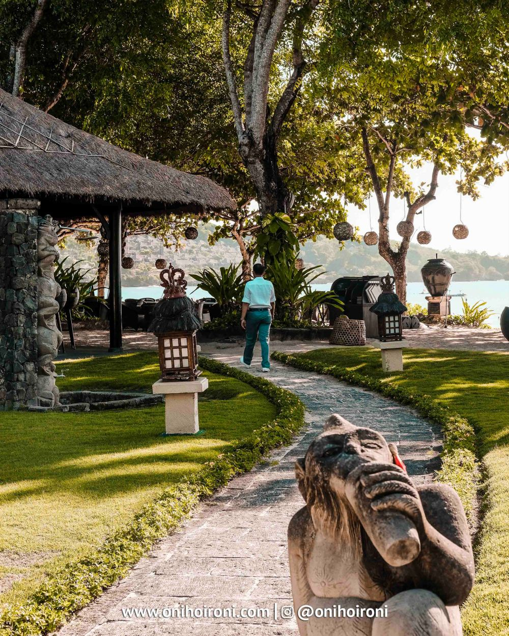 15 Sunset beach bar and grill intercontinental bali resort oni hoironi restaurant di jimbaran copy