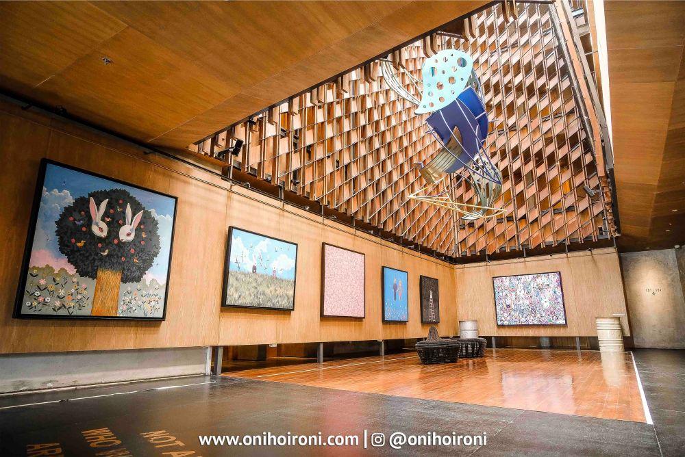 22 Lobby Artotel Sanur, Bali Oni Hoironi