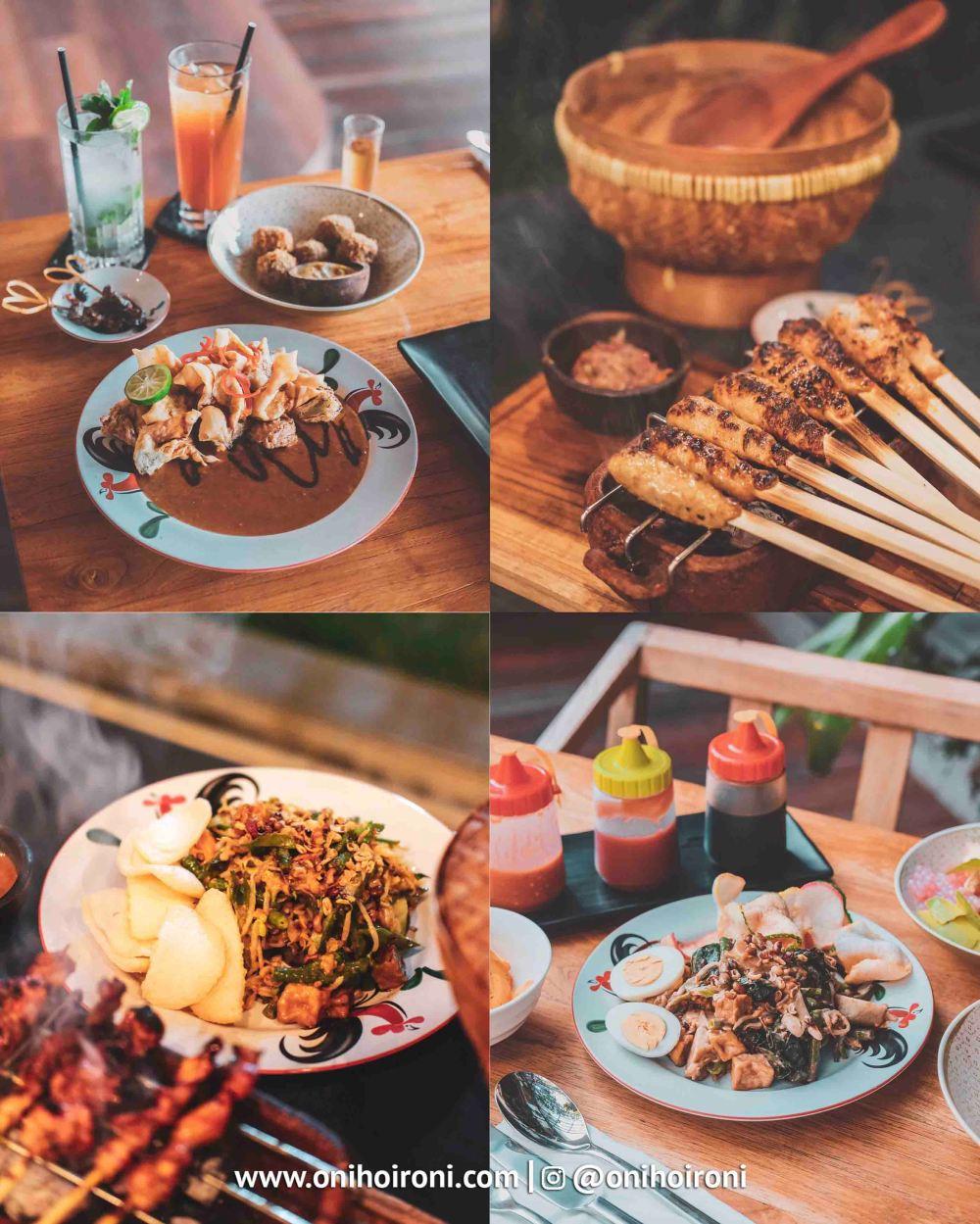 3 food lidah lokal sanur Artotel Sanur bali oni hoironi