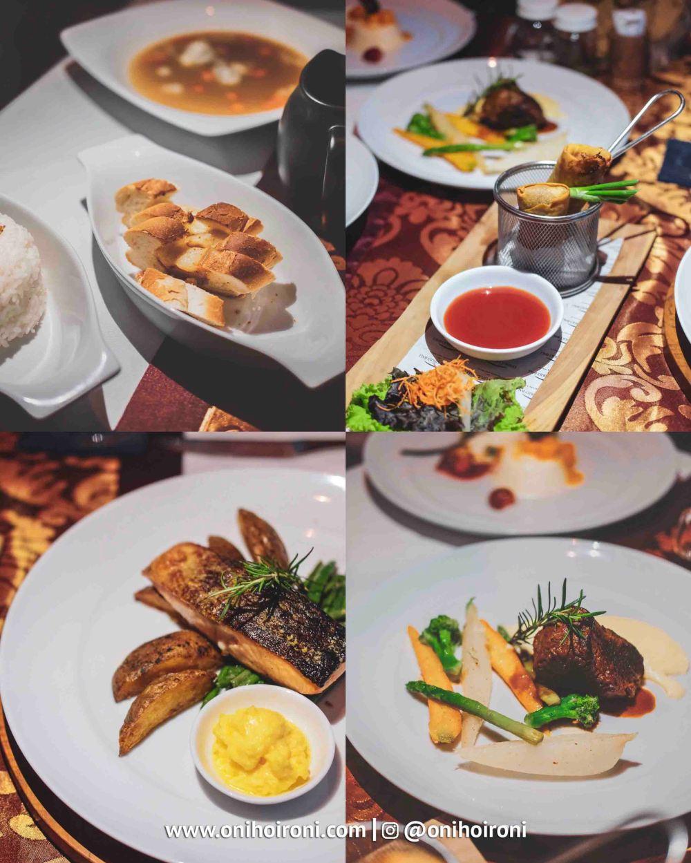 1 food Sungai Restaurant Sthala Ubud Bali Oni Hoironi