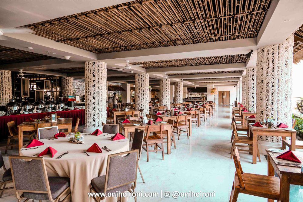 1. Sungai Restaurant Sthala Ubud Bali Oni Hoironi