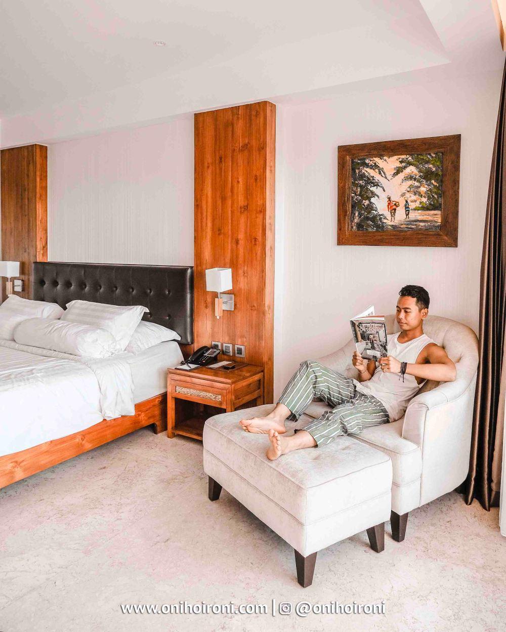 12 Room Sthala Ubud Bali Oni Hoironi