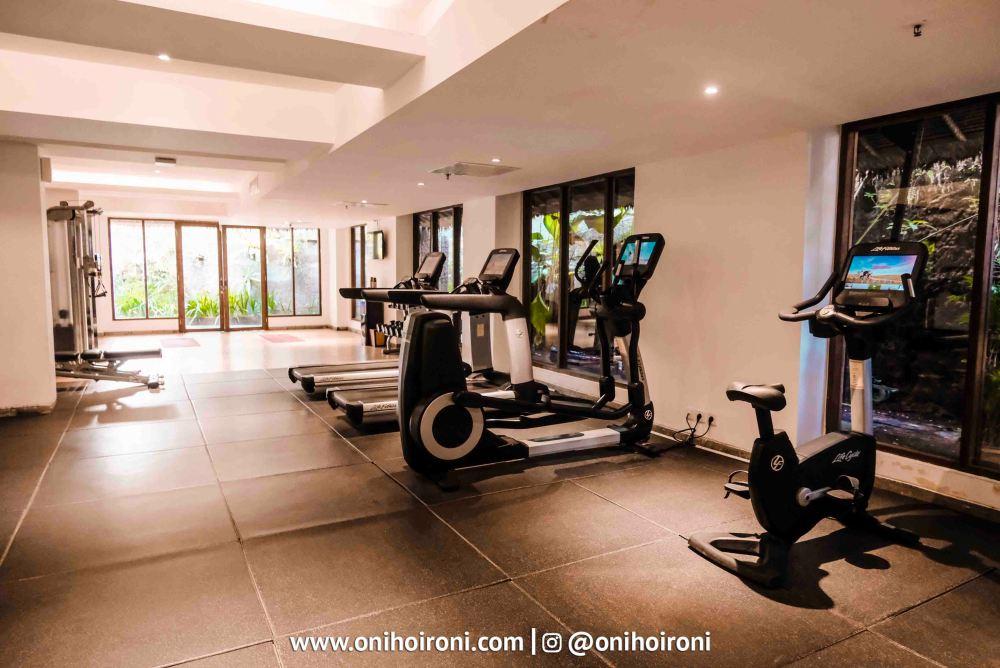 2 Fitness center Sthala Ubud Bali Oni Hoironi