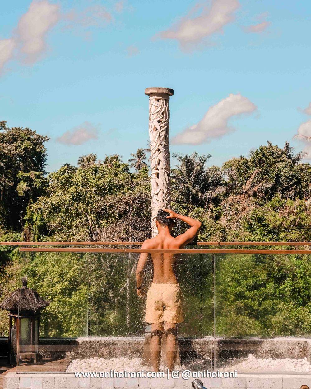 2 Swimming Pool Sthala Ubud Bali Oni Hoironi