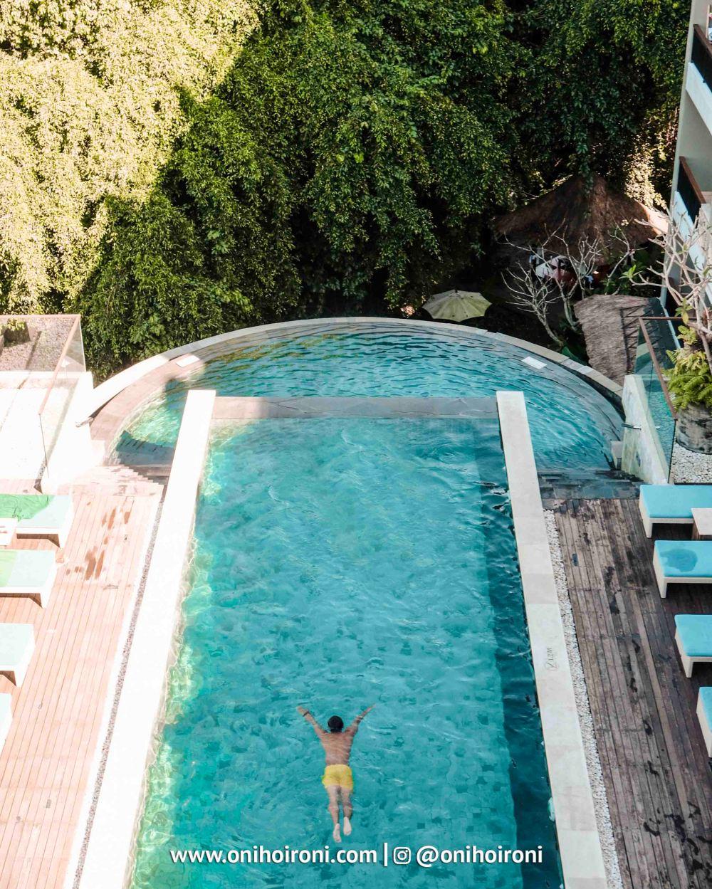 3 Swimming Pool Sthala Ubud Bali Oni Hoironi