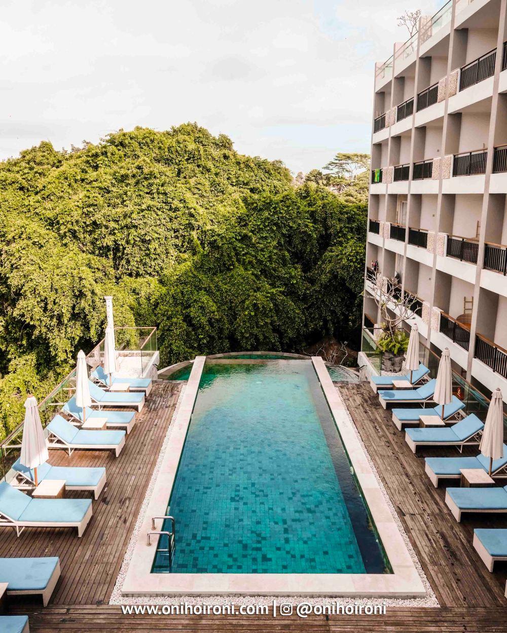 4 Swimming Pool Sthala Ubud Bali Oni Hoironi