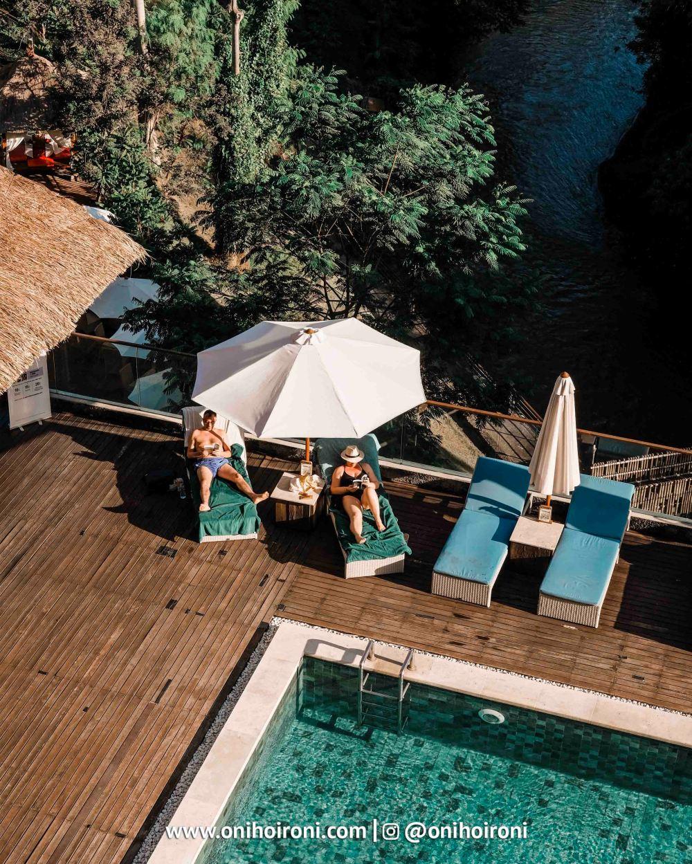 5 Swimming Pool Sthala Ubud Bali Oni Hoironi