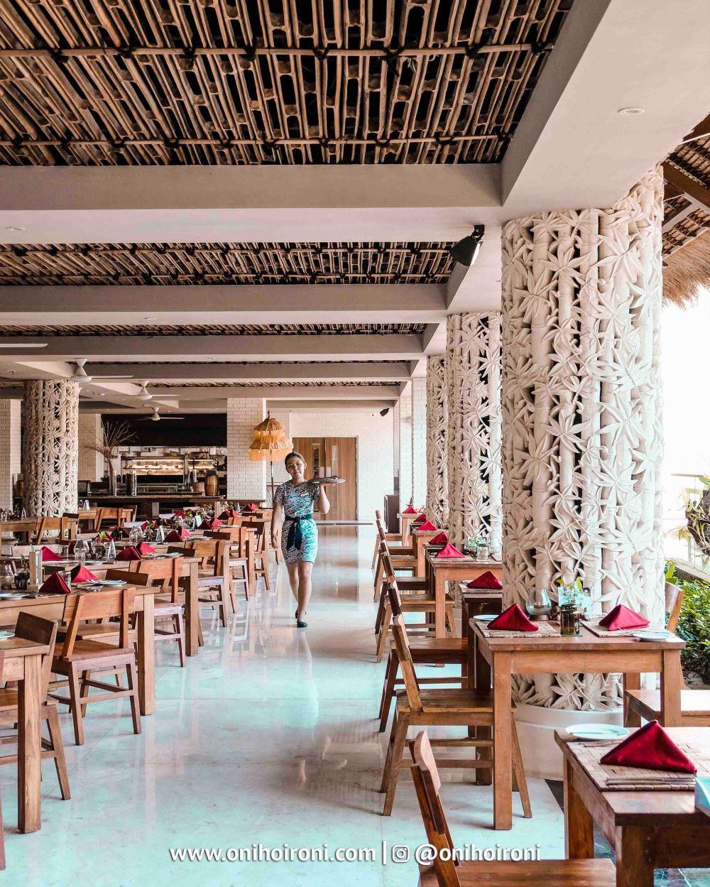 6 Sungai Restaurant Sthala Ubud Bali Oni Hoironi