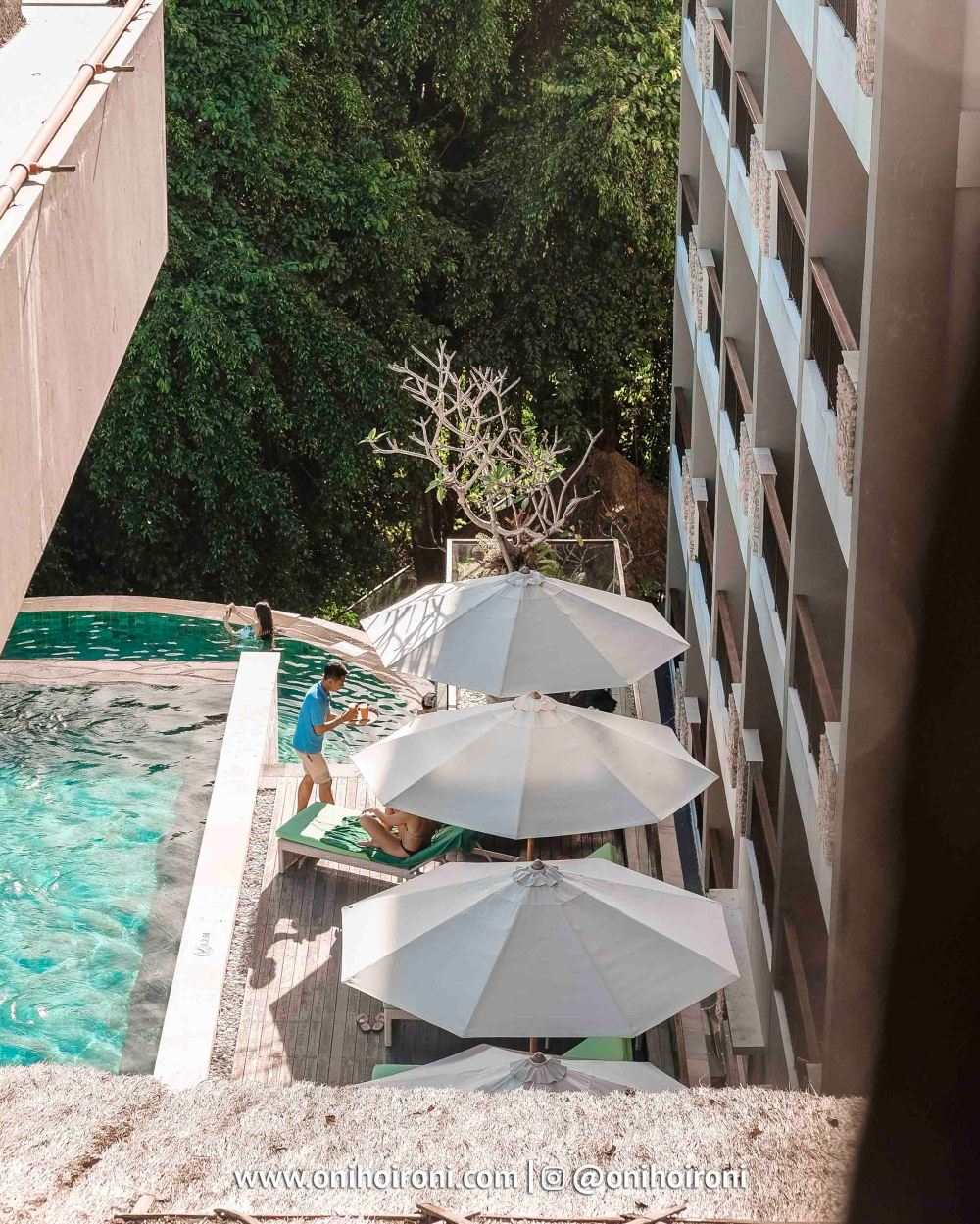 6 Swimming Pool Sthala Ubud Bali Oni Hoironi