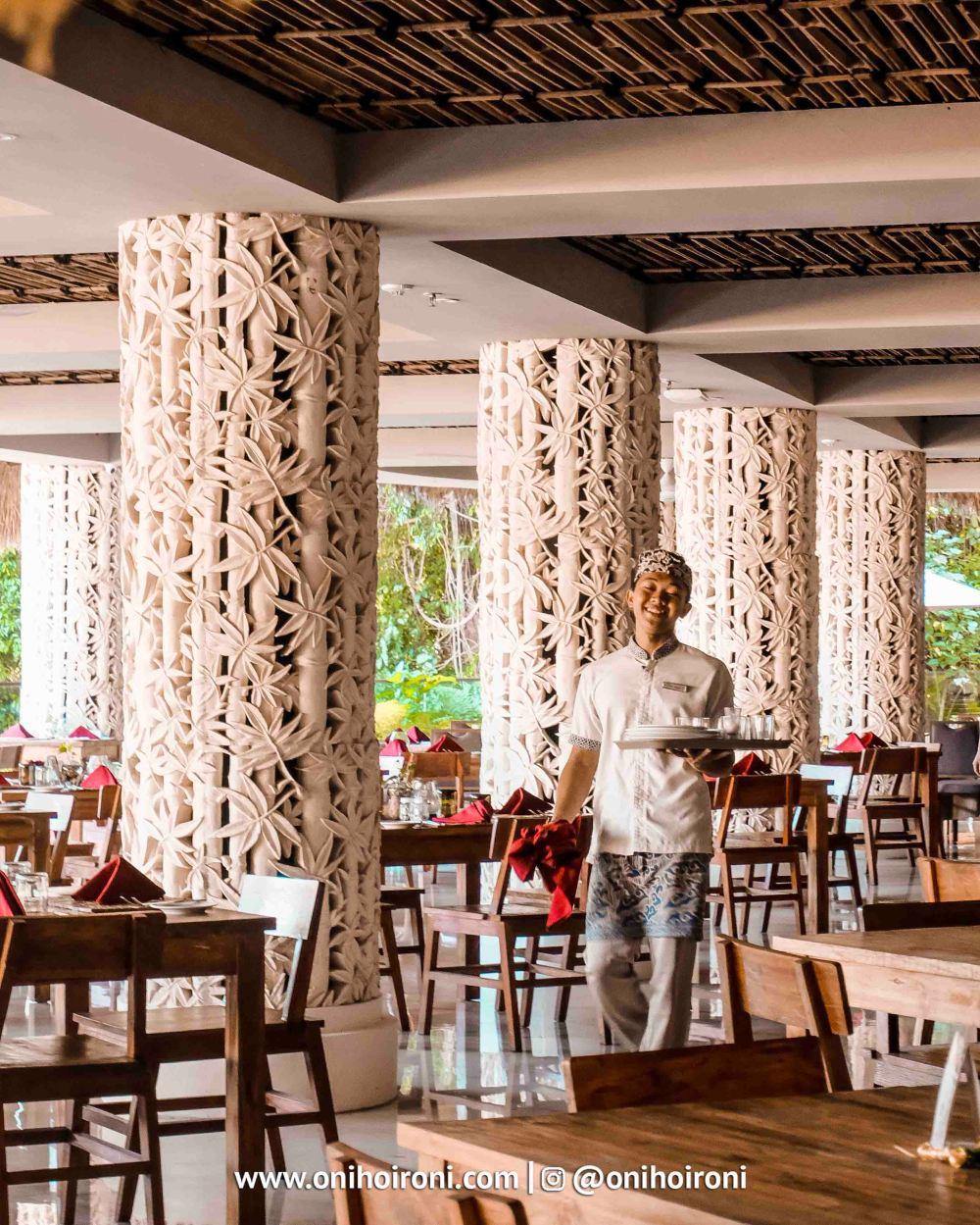 7 Sungai Restaurant Sthala Ubud Bali Oni Hoironi